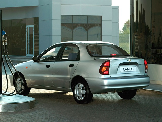 и цены Chevrolet Lanos